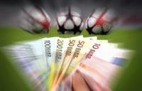 billets euros ballons